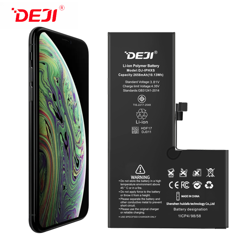 2021 Top Original Capacity 2658mAh Replacement Cell Phone Battery For Iphone XS