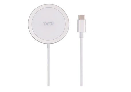 DEJI Magnetic Wireless Charger Detailed Introduction
