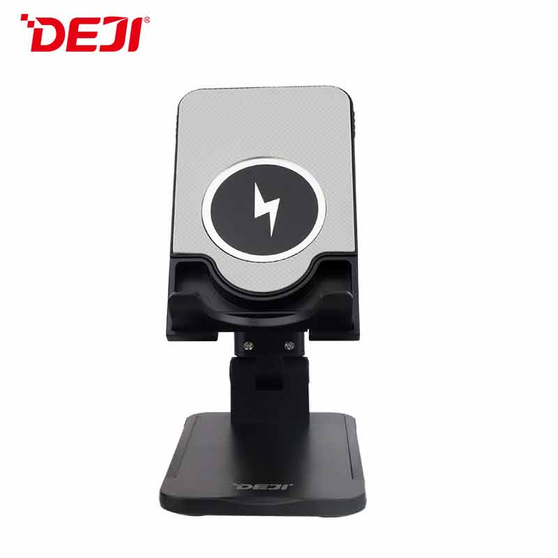 DJ-296 15W Mobile Phone Holder Wireless Charger Wholesale Manufacturer